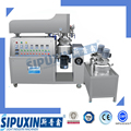 Sipuxin_Hydraulic lifting Vacuum homogenizer mixe for making cosmetic cream