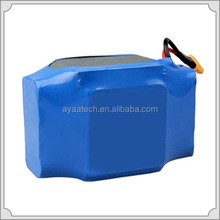 10S2P 36V 4.4Ah Li-ion battery pack for E-sctoor