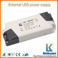 Led driver and power supply