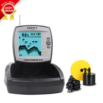 Latest hot sale remote control bait boat with fish finder for outdoor