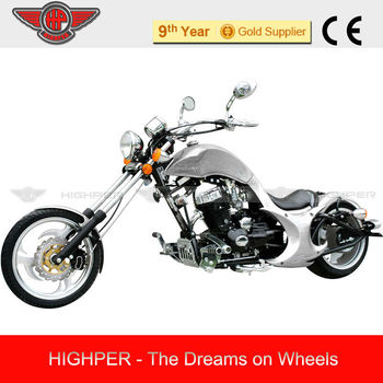 250CC Chopper Motorcycle For Sale