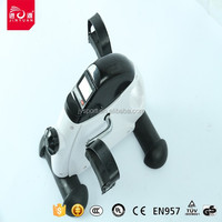 Mini Cycle Exercise Bike with Pedal Straps