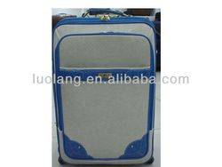 frame real button trolley luggage