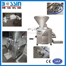 Chinese products new technology vacuum halal sausage making machine