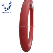 Morroco Red Natural Rubber Inner Tubes for Motorcycle Use