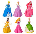 Princess plastic pvc figures toy,Custom miniatures plastic figures,custom plastic mini figure