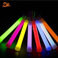 "6"" Chemical Light Glow Stick for party Glow in the dark sticks"