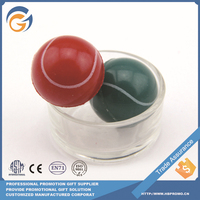 Sports Style Used Cricket Bat Balls Bouncy Ball