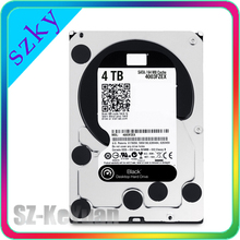 Original New Black Internal 4TB Hard Drive