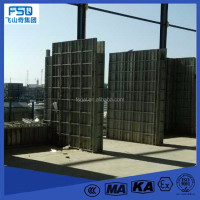 Modern Construction Durability Formwork Novel Building