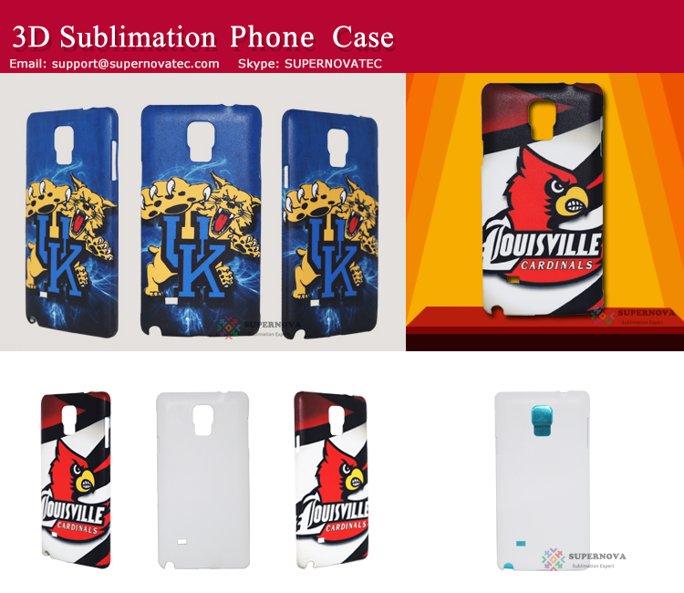 3D Sublimatiion Blank for Samsung Galaxy Note 4