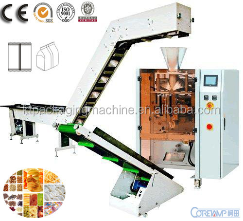 Semi Automatic Potato Chips Pouch Packaging Machine