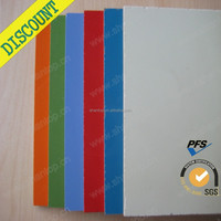 Trade Assurance High quality melamine board melamine mdf board melamine particle board