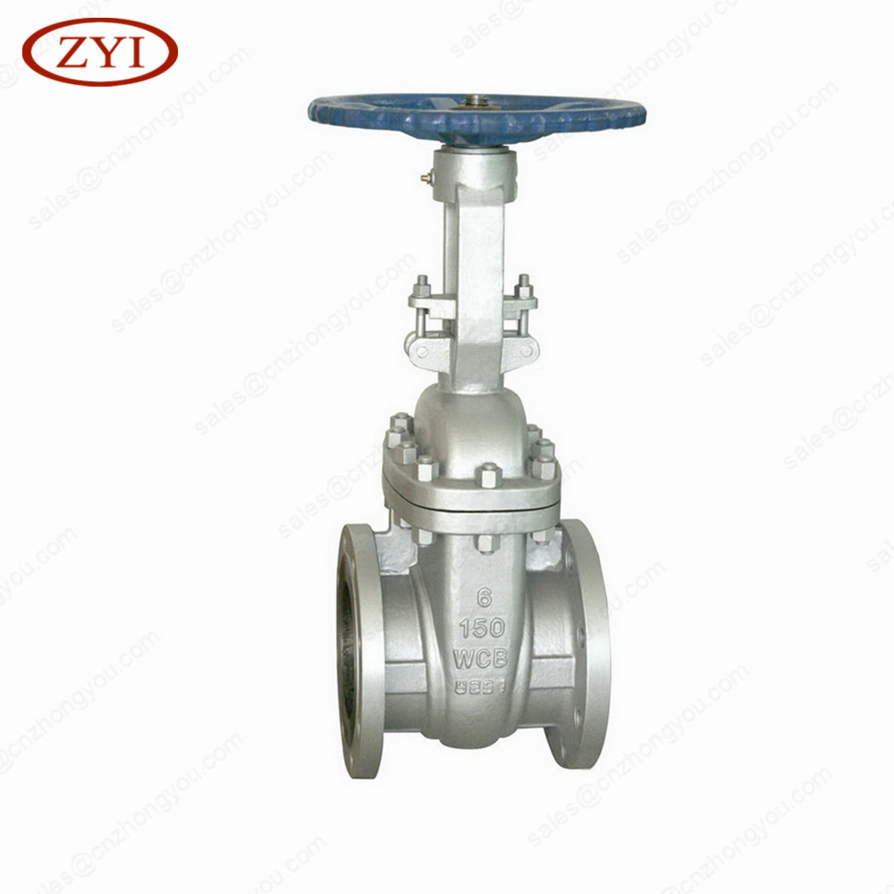 High quality & best price big size gate valve
