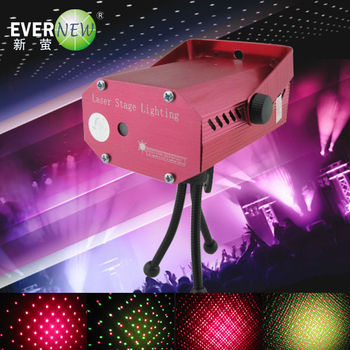 Mini home entertainment decorate Professional DJ led stage laser