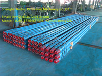 Oil Drilling Use and API Certification Sucker Rod / Integral Spiral Drill Rod from Shanghai China