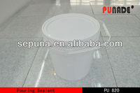 Hot sale PU potting sealant seal for air port concrete runway /block paving sealer