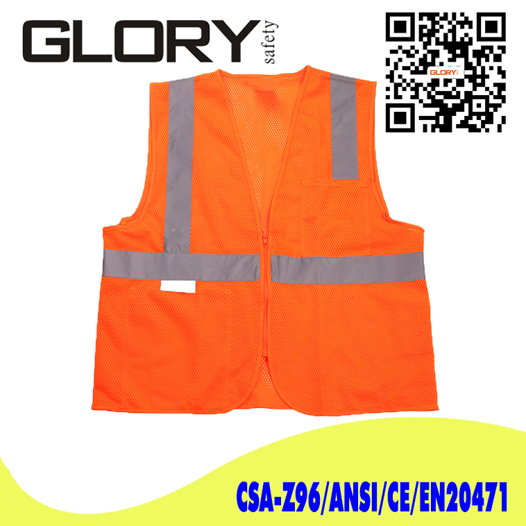 Protective Adults Construction Reflective Vest