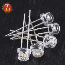 Epistar chip led DIP 5mm Ultra bright white 5mm led diode