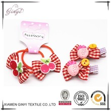 Unique style fashion colorful exquisite diy hair accessories for baby