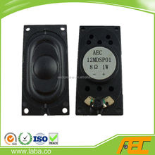 20*40MM 8ohm 1W speaker driver for notebook protable tablet pc