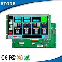 3.5 touch lcd digital display drive board screen conroller consumer electronic