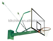 Fixed Wall mount basketball backboard