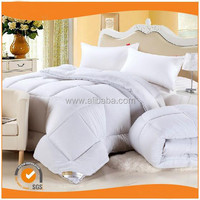 luxurious hotel duck and goose down 90/10 duck down duvet