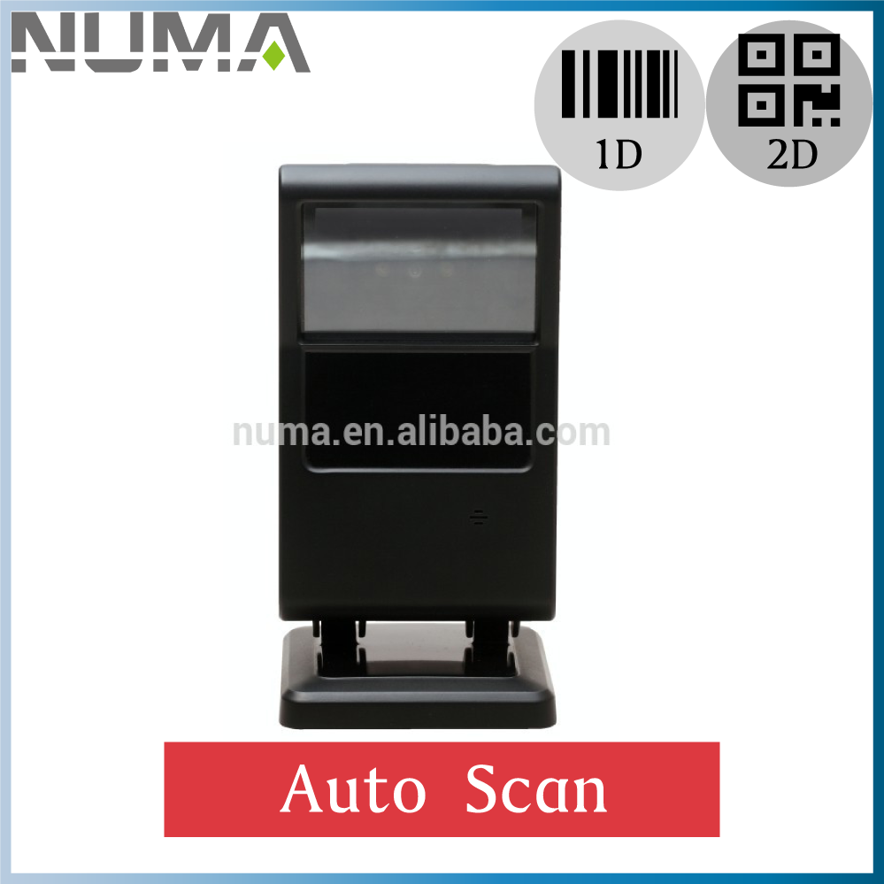 HOT hand free 2D barcode scanner