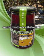 Honey with Natural Mastic of Chios