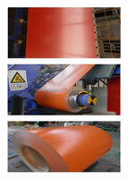 ppgi pre coated steel coil for roofing made in china hot sale