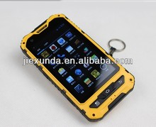 original MTK6572 Dual Core Android 4.2 Gorilla glass A8 IP68 rugged Waterproof phone GPS Dustproof Shockproof cellphone 3G Runbo