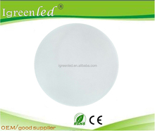 Factory 50mm super thin Modern surface mounted led ceiling light,12w 18w 24w round shape led ceiling lamp