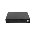 Embedded Desktops Mini PC Dual Nic X5500 Intel I5 4200U 4GB Memory 500GB Storage