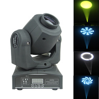 30w mini spot moving head led gobo projector