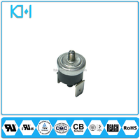M6 M4 Thread Copper Head Thermal Switch Temperature Switch Other Home Appliance Parts Type thermostat KSD301