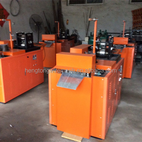 Kitchen double-heads cleaning mesh scourer making machine