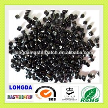 plastic pellets anti-uv black masterbatch