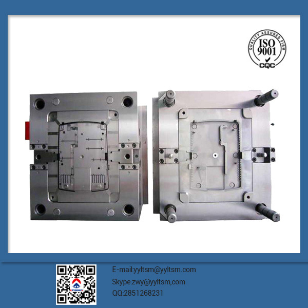 2015 customized plastic medical test tube rack mould