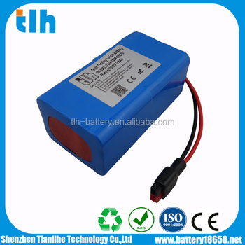 7s5p 18650 lithium battery 24v 10ah with PCB