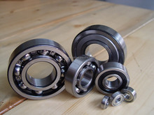 middle large size deep groove ball bearings