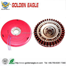 copper wire induction coil for permanent magnet generator/magnetic bobbin induction coil