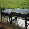 wholesale wood charcoal bbq CS1025