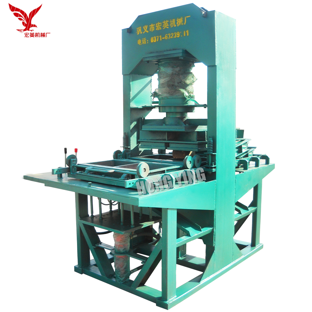 new type low price and best service hollow concrete brick making machine
