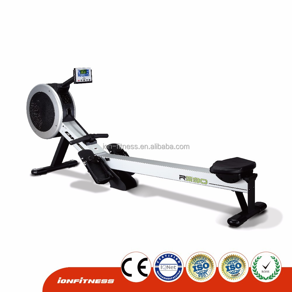 R590 exercise commercial fitness machine rowing machine