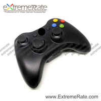 black Wireless Game Controller For XBox 360 Black