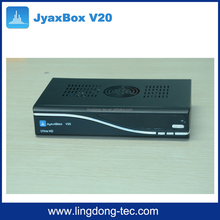 jynxbox ultra v20 and jynxbox ultra v30 with build in JB200 and Turbo 8PSK digital satellite receiver for North America