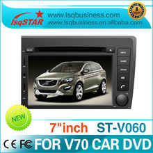 Special Car DVD Radio GPS Navigation for Volvo S60 With DVD Bluetooth Radio