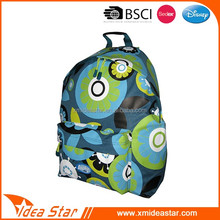 600D trendy wholsale backpack for school