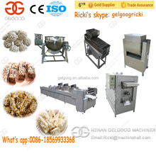 Widely Used Sesame Peanut Candy Bar Making Line Machine for Sale